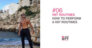 How to perform 8 HIIT routines